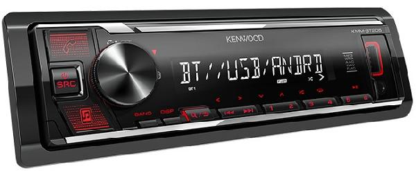 Автомагнитола Kenwood KMM-BT205