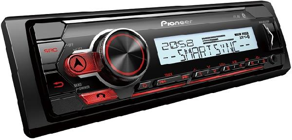 Автомагнитола Pioneer MVH-MS410BT
