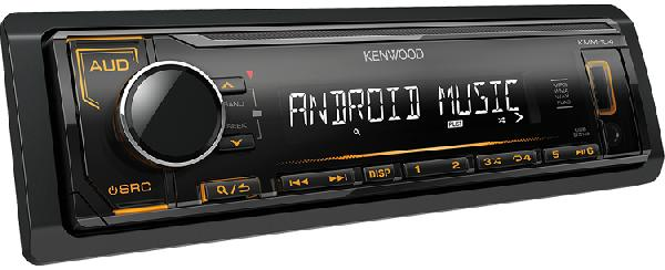 Автомагнитола Kenwood KMM-104AY