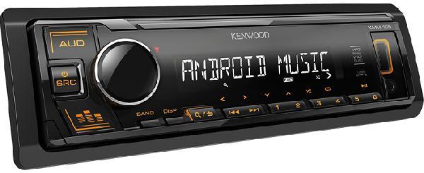 Автомагнитола Kenwood KMM-105AY