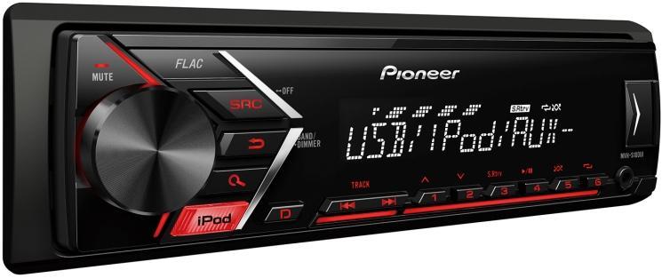 Автомагнитола Pioneer MVH-S100UI - фото 5