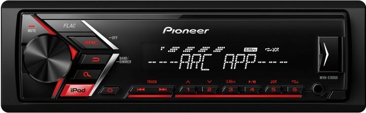 Автомагнитола Pioneer MVH-S100UI - фото 6