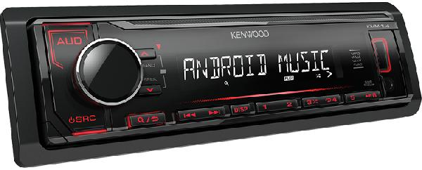 фото: Kenwood KMM-104RY