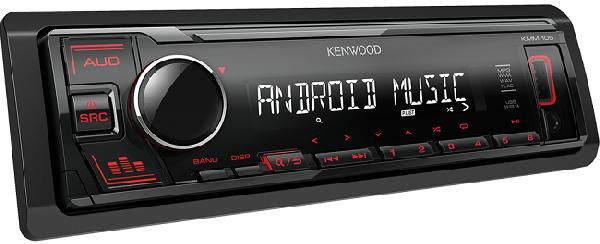 фото: Kenwood KMM-105RY