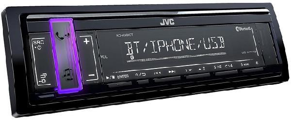 Автомагнитола JVC KD-X361BT