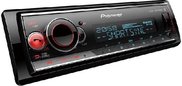 Автомагнитола Pioneer MVH-S520BT