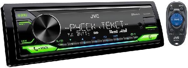 Автомагнитола JVC KD-X375BT