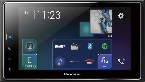 Автомагнитола Pioneer SPH-DA130DAB