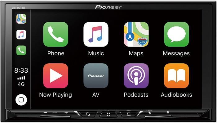 Pioneer SPH-DA240BT