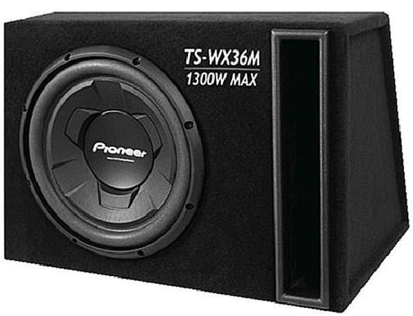 Сабвуфер Pioneer TS-WX36M