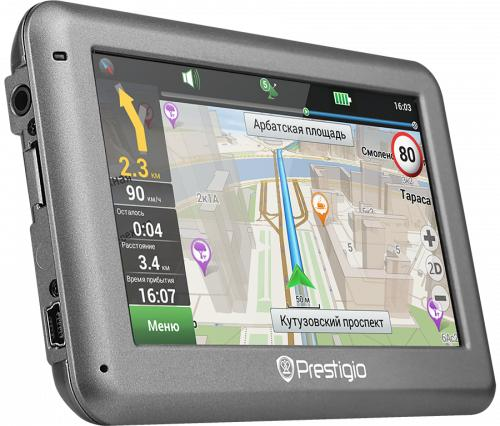 PRESTIGIO GPS GeoVision 4055
