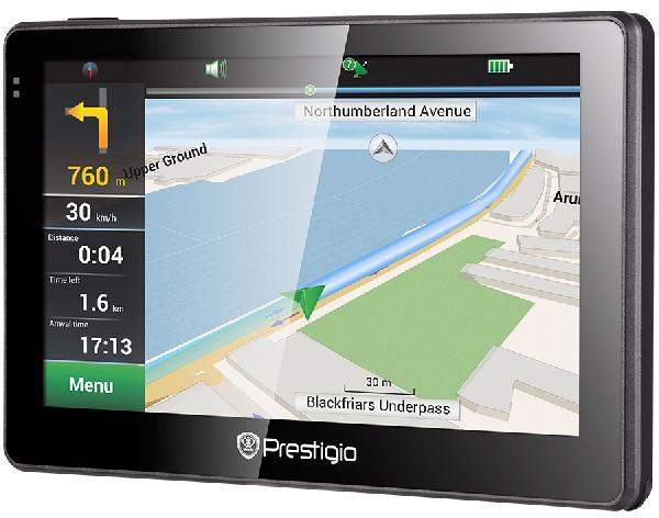 фото: PRESTIGIO GPS GeoVision 5057