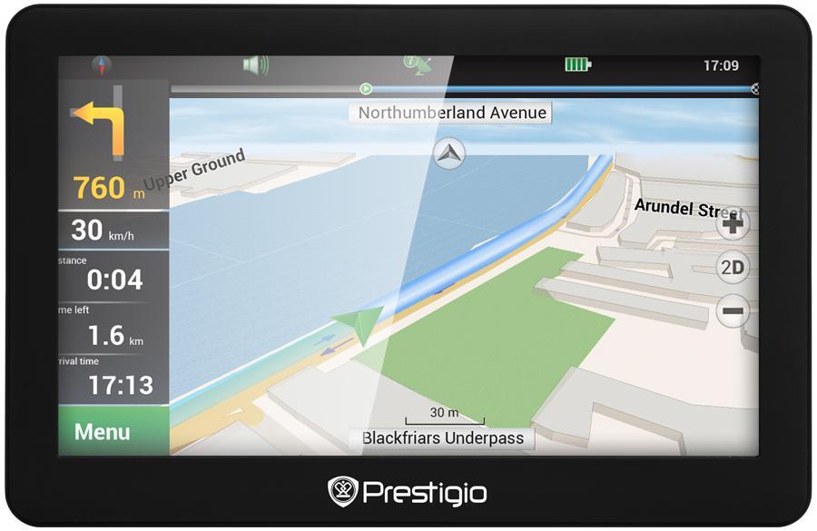 PRESTIGIO GPS GeoVision 5056
