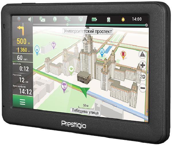 фото: PRESTIGIO GPS GeoVision 5059