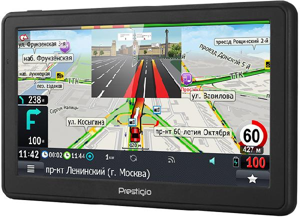 PRESTIGIO GPS GeoVision 7059
