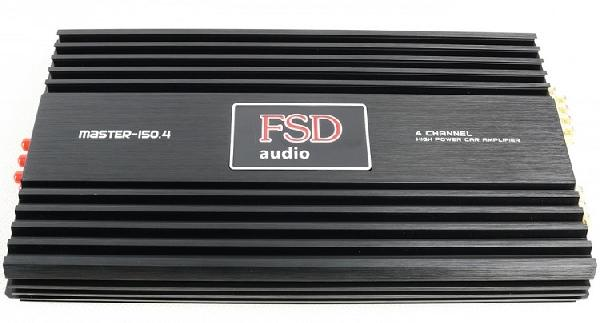 фото: FSD audio MASTER 150.4