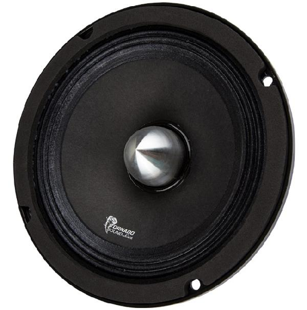 Акустика KICX Tornado Sound 6.5PN (4 Ohm)