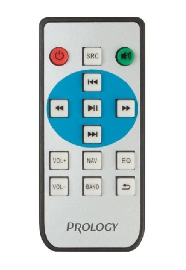 Автомагнитола Prology MPC-50 - фото 9
