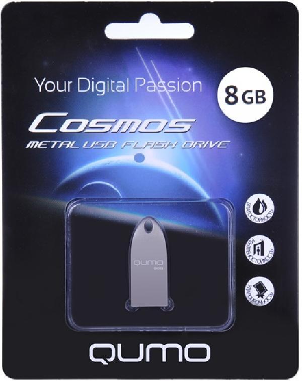 Модуль памяти Qumo Cosmos USB 8GB