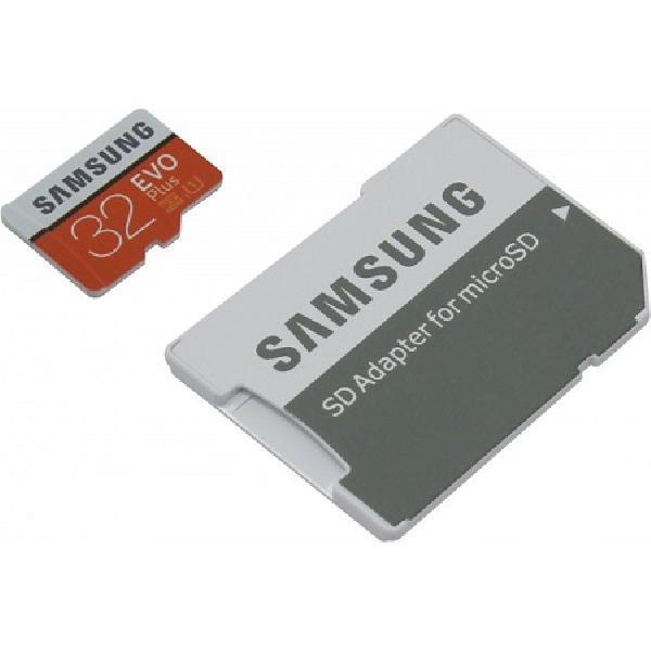 Карта памяти Samsung MicroSD 32Gb UHS-I U1