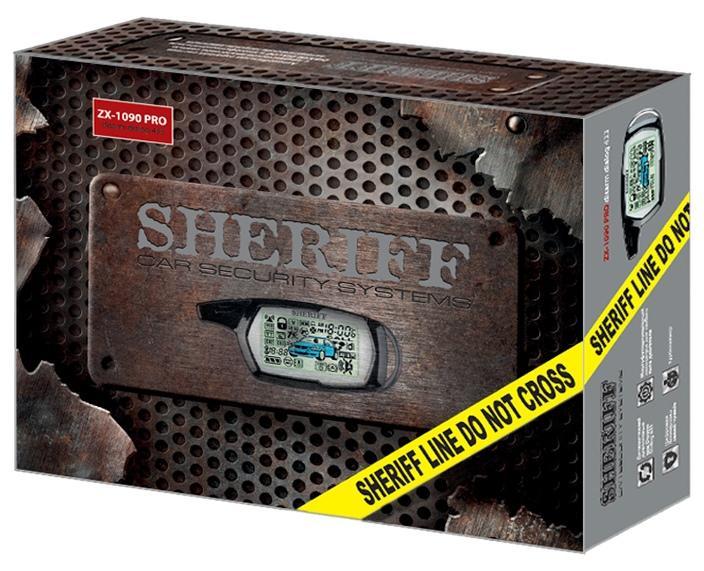 Sheriff ZX-1090 PRO
