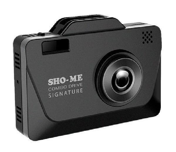 Комбо-устройство Sho-Me Combo Drive Signature