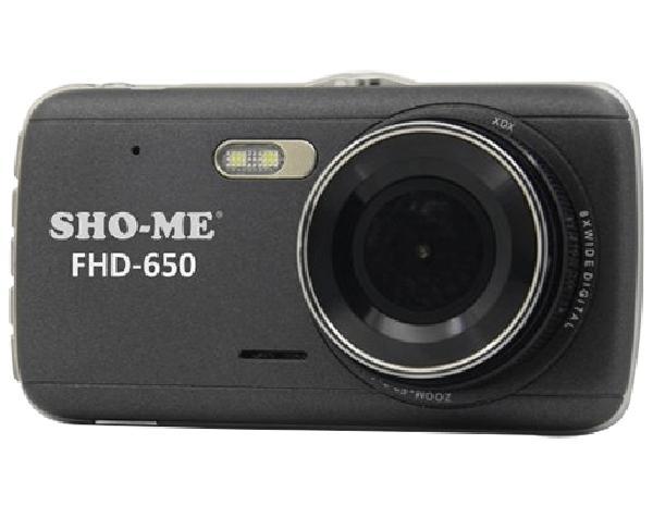Видеорегистратор Sho-Me FHD 650