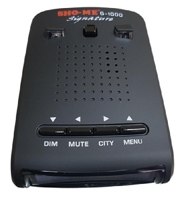 Sho-Me G-1000 SIGNATURE