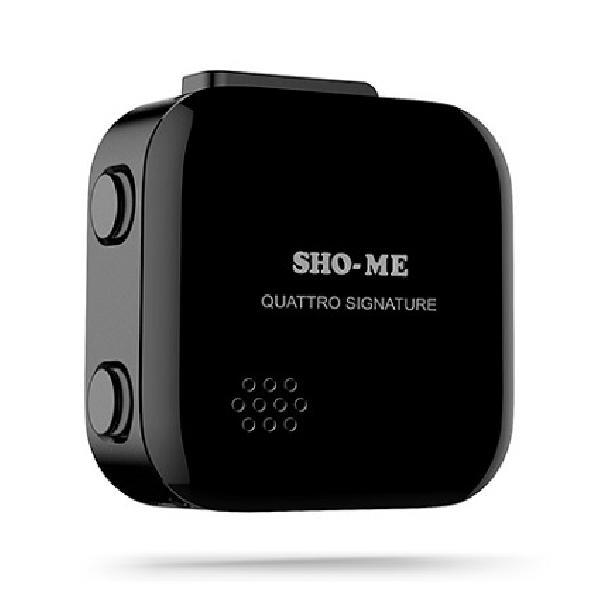 Радар детектор Sho-Me QUATTRO SIGNATURE