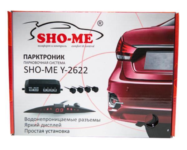 Парктроник Sho-me Y-2622 Black