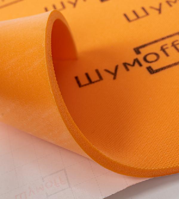 Шумо-тепло изоляционный материал Шумофф П8В
