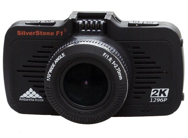 Видеорегистратор SilverStone F1 A-70 GPS