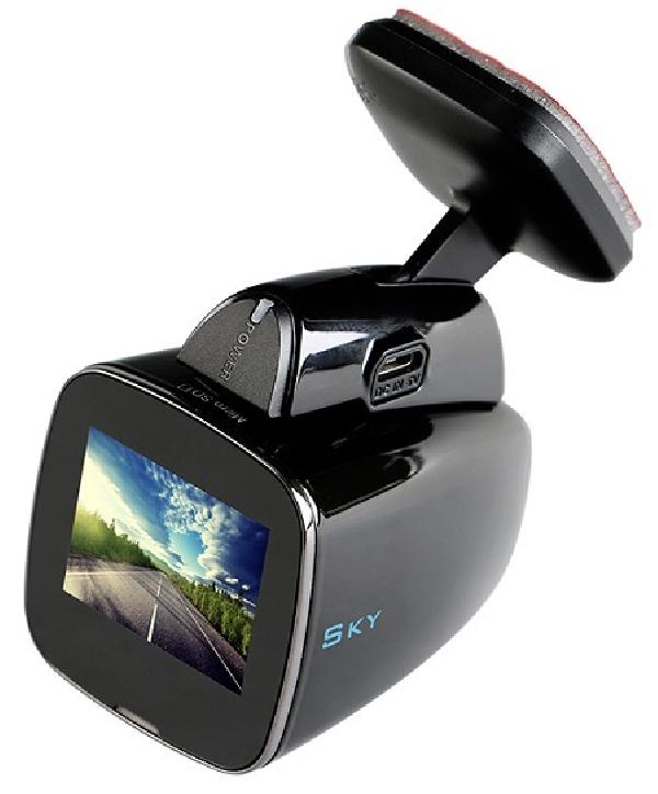 Видеорегистратор SilverStone F1 A-80 Sky GPS