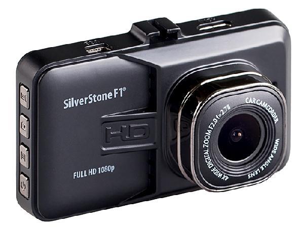 Видеорегистратор SilverStone F1 NTK 9000 F
