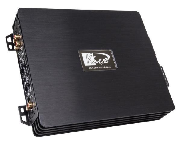 Усилитель KICX QS 4.95M Black Edition