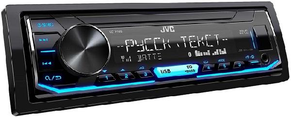 Автомагнитола JVC KD-X165
