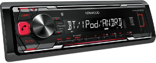фото: Kenwood KMM-BT203