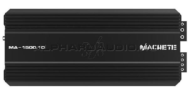 Усилитель Alphard MA-1500.1D
