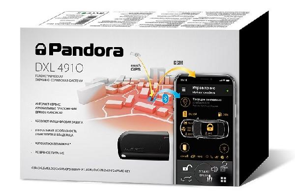 фото: Pandora DXL 4910