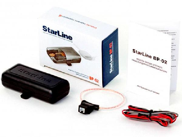 StarLine BP02