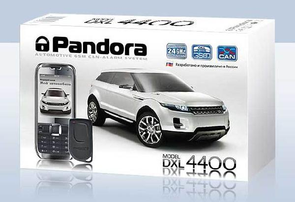 фото: Pandora DXL 4400