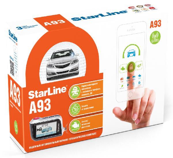 фото: StarLine A93 GSM