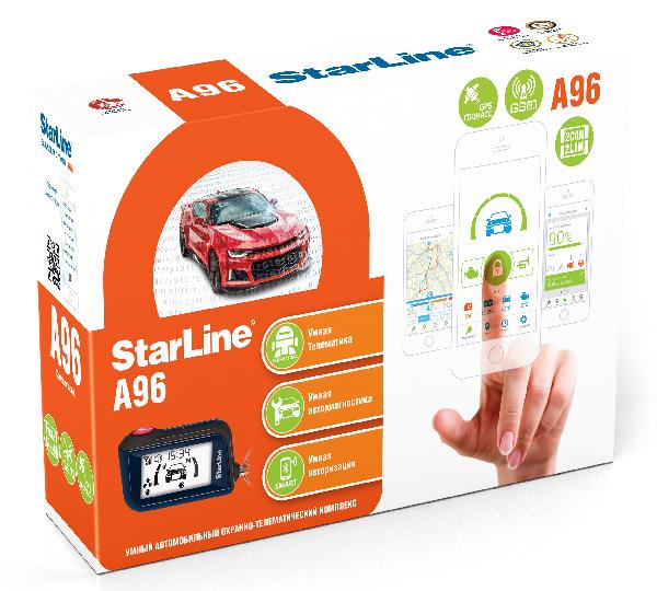 фото: StarLine A96 2CAN-2LIN