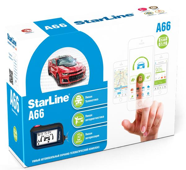 фото: StarLine A66 2CAN-2LIN