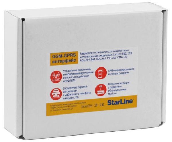 Модуль StarLine GSM5
