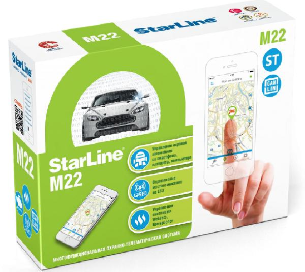 StarLine M22 CAN-LIN ST