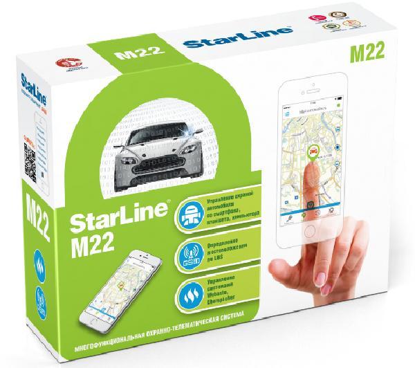 GSM-системы StarLine M22