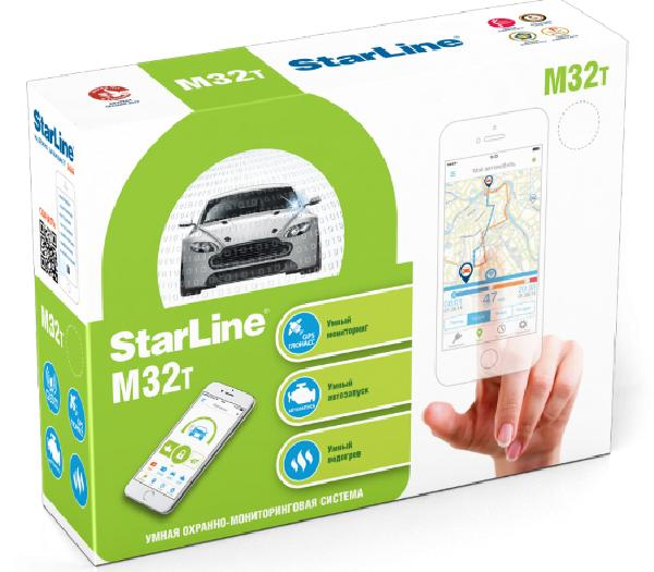 GSM-системы StarLine M32 T
