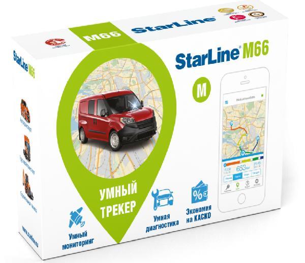 Трекер StarLine M66-М