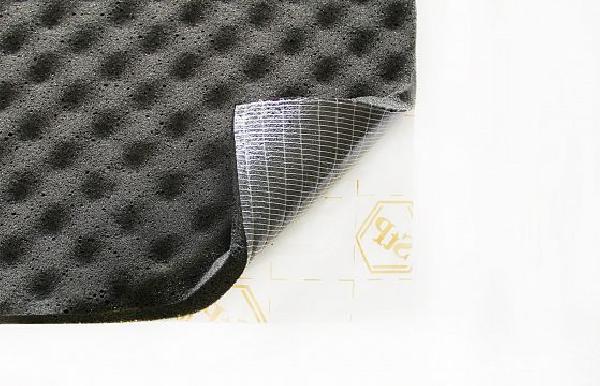 Шумопоглощающий материал STP Бипласт PREMIUM 15A (ARMOR)